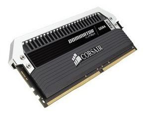 Corsair Dominator Platinum 16gb (2x8gb) 3 Memorias + Cooler