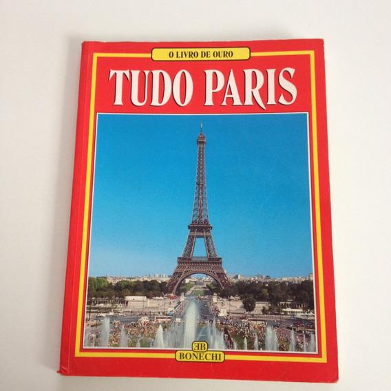 O Livro De Ouro Tudo Paris Cc704