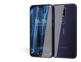 Smartphone Nokia X6 Azul Marinho 64 Gb
