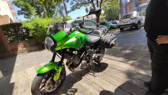 Kawasaki Versys 650 | 2011 | Unico Dueño