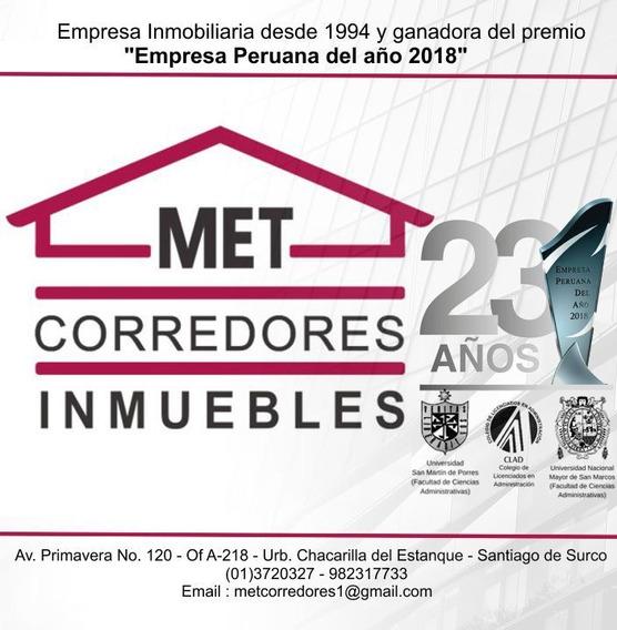Casa En Alquiler Urb. La Castellana - Surco- 450m2 982317733