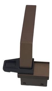 Trava Segurança Janela Basculante Bronze Aluminio Max Ar