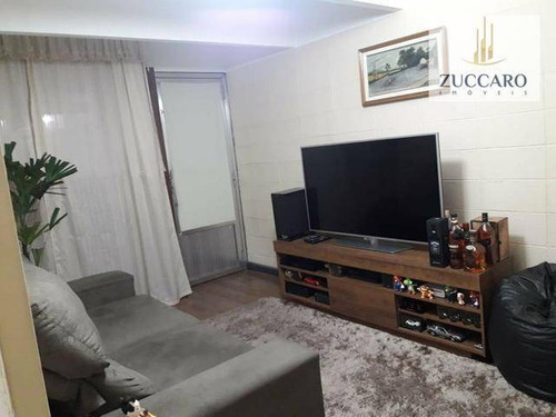 Apartamento À Venda, 60 M² Por R$ 259.500,00 - Parque Cecap - Guarulhos/sp - Ap13306