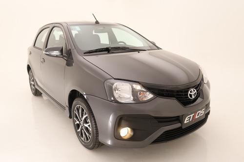Imagen 1 de 14 de Toyota Etios 5p Xls At