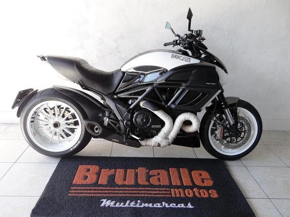 Ducati Diavel Cromo Abs Preta