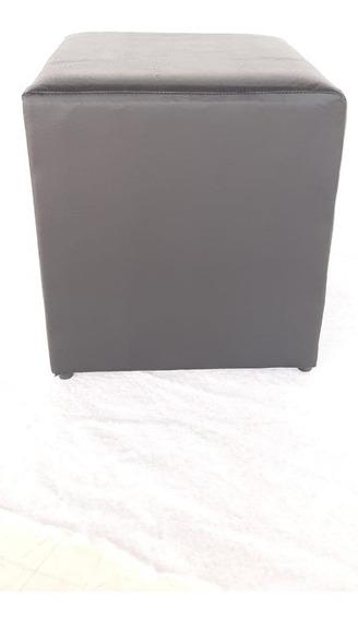 Puff Pufe Sentar Quadrado Varias Cores 35 X 35 X 38 (+cores)