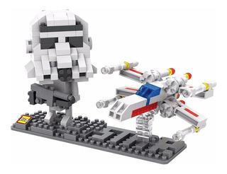 Stormtrooper Star Wars Miniblocks Loz Armable