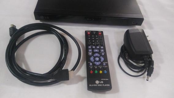 Reproductor De Blu-ray Lg Modelo Bp125 ( Leer Antes)