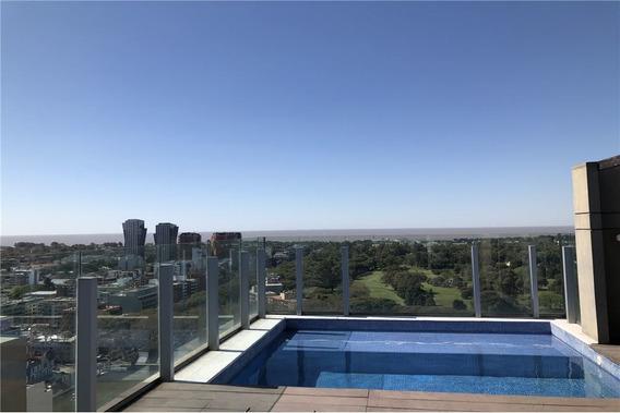 Penthouse Triplex En Venta Vista Al Río Y Pileta