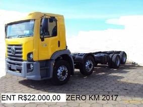 Vw Constellation 24280 Bitruck Zero Km Entrada R$22.000,00