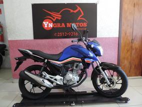 Honda Cg 160 Titan 2019 Zera