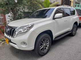 Toyota Prado Txl Nueva Sin Rayones Rines De Lexus Luces Led