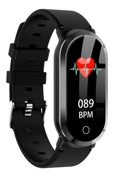 T1 Inteligente Reloj Mujeres Hombres Aptitud Tracker Monitor