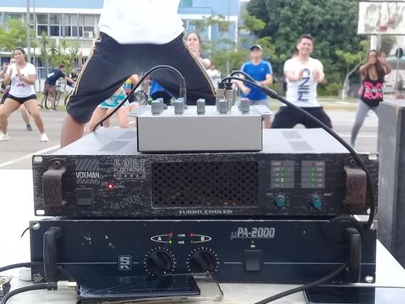 Amplificador Potência Voxmam A900t