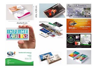 Diseño De Logos Tarjetas De Presentación Publicidad