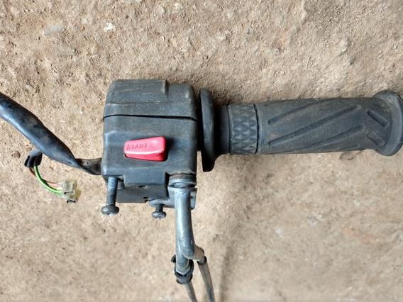Interuptor Partida Eletrica Punho Cabo Acelerador Neo 115