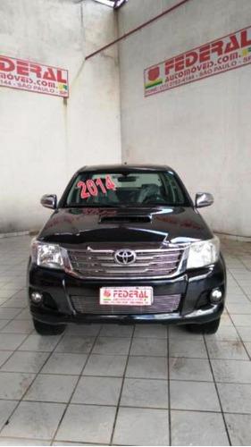 Hilux Cd Srv 4x4 Diesel