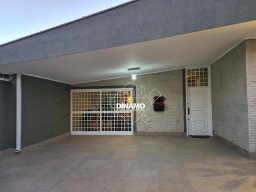 Casa Com 3 Dormitórios, Venda Ou Aluguel - Jardim Sumaré - Ribeirão Preto/sp - Ca1577