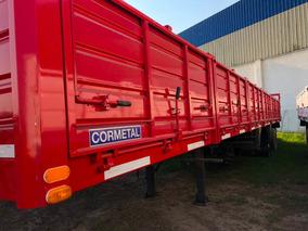 Semirremolque Cormetal Okm,14,40mts,ejes 2+1.direct Fábrica.