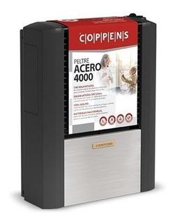 Estufa Tb 4000 Kcal/h Coppens Peltre Acero C40bdpam Derecho