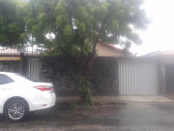 Casa Residencial À Venda, Cidade Dos Funcionários, Fortaleza. - Ca0903