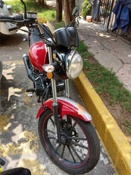 Italika Rc150 Mod 2019 Rojo