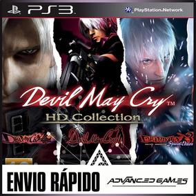 Devil May Cry Hd Collection Coleção - Jogos Ps3 Psn Digital