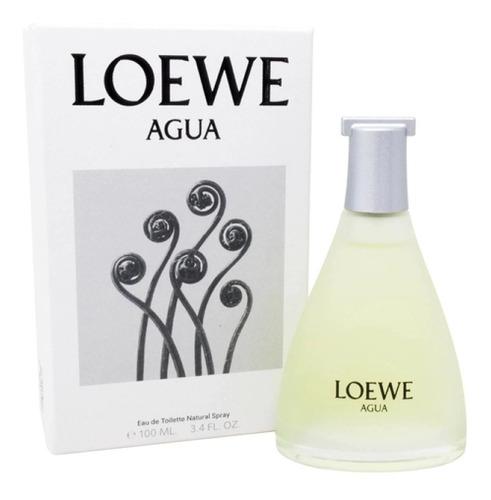 Imagen 1 de 2 de Agua De Loewe Unisex 100ml,envio Gratis Msi