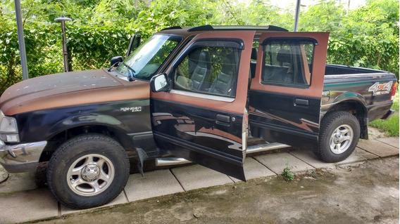 Ford Ranger 2000 Xlt 4x4 Cd 4.0 V6