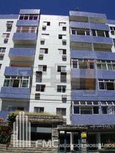 Apartamento Padrão Com 2 Quartos No Edf. Flamingo - Vd1615-v