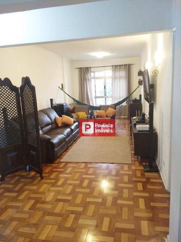Apartamento Com 4 Dormitórios À Venda, 150 M² Por R$ 935.000,00 - Aclimação - São Paulo/sp - Ap31598