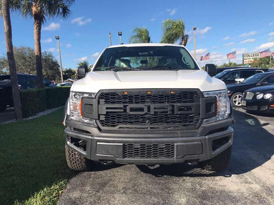 Ford F-150 Off Road Full Equipo