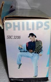 Caixa Acustica Som Philips Sbc 3206 Na Caixa Zero