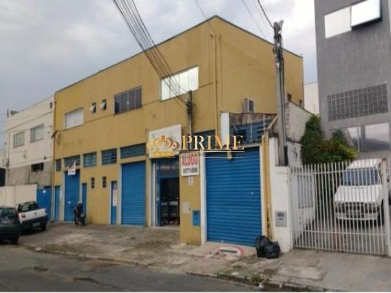 Salão Para Aluguel Em Jardim Do Trevo - Sl003204