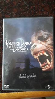 Un Hombre Lobo Americano En Londres Con Extras, Remasteriz