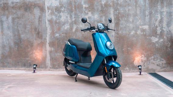 Moto Eléctrica Nuuv N Sport - No Super Socco No E Muv