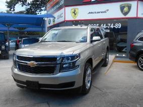 Chevrolet Suburban 5p Lt V8 5.3 Aut Piel 2da Banca