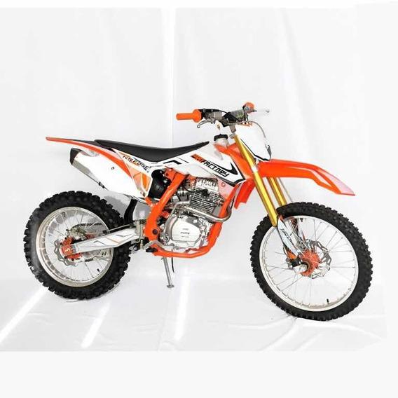 Moto Cross Pro Factory Krf-250