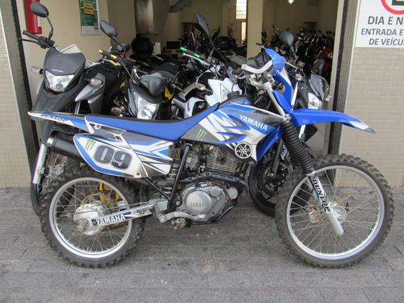 Yamaha Ttr 230 2013 Azul