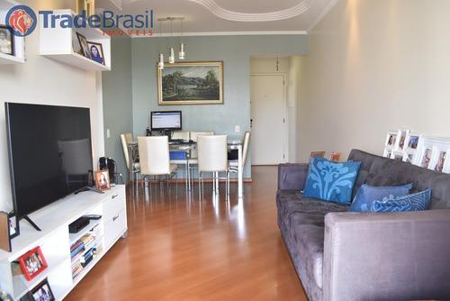 Imagem 1 de 30 de Apartamento Para Venda, 2 Dormitórios, Vila Brasilândia - São Paulo - 744