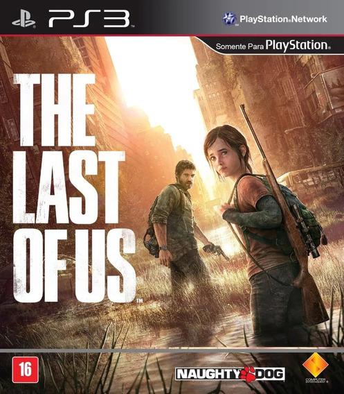 The Last Of Us Ps3(midia Digital)