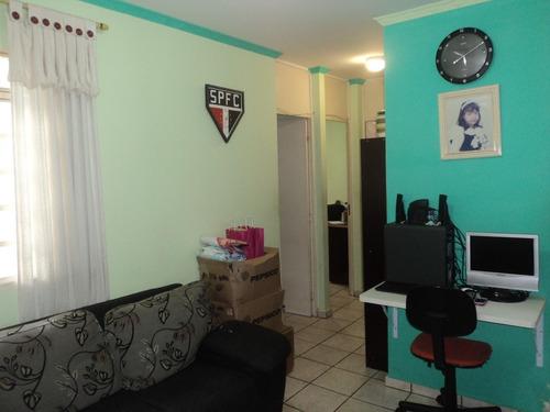 Imagem 1 de 9 de Apartamento À Venda, 2 Quartos, 1 Vaga, Serraria - Diadema/sp - 41429