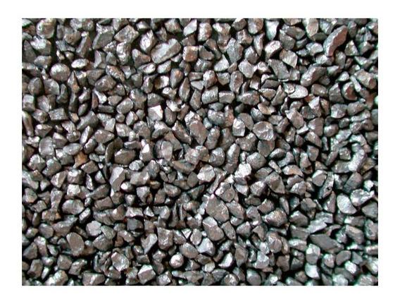 Granalha De Aço Carbono Angular G-80 20 Kg Melhor Preço