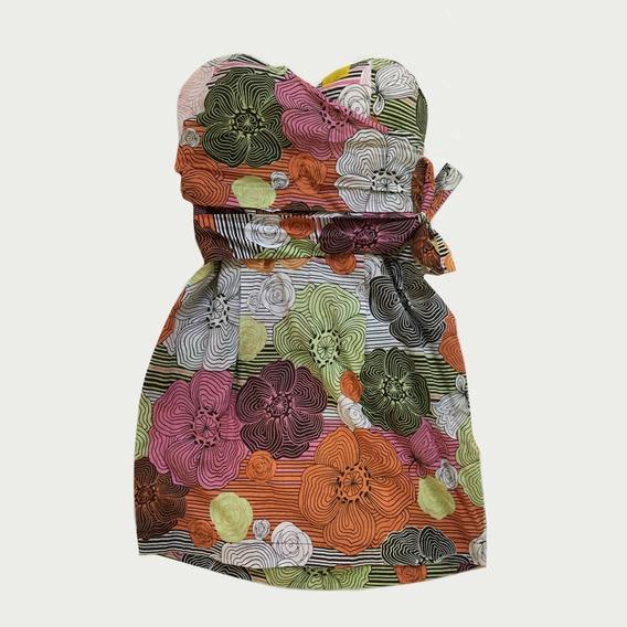Vestido Feminino Curto Com Desconto - Tamanho P - Promoção
