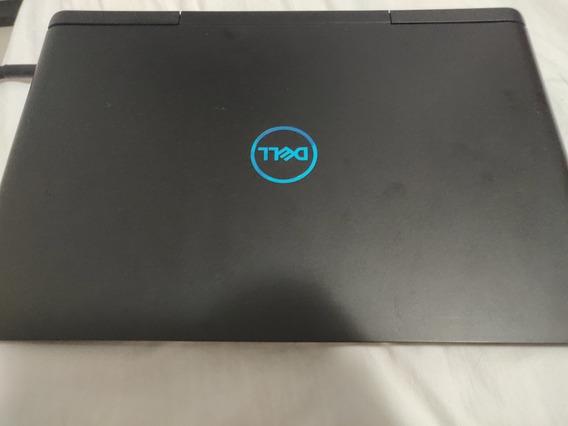Dell Gaming G7, Notebook Gamer, I7, 16gb,gtx 1060, Ssd 128gb