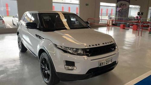 Land Rover Range Rover Evoque Prestige 2.0 Aut 5p