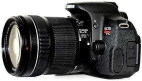Câmera Digital Canon Eos Rebel T5i 18.0 Megapixels
