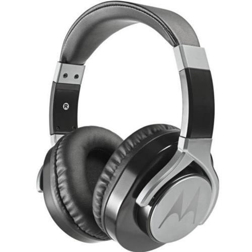 Headfone Fone Preto Microfone Motorola Pulse Max Celular Ps4