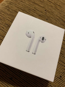 Fone De Ouvido Airpoods Apple (original)