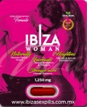 Pastilla Sexual Ibiza Woman